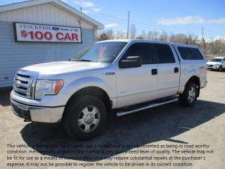 Used 2011 Ford F-150 XLT for sale in North Bay, ON