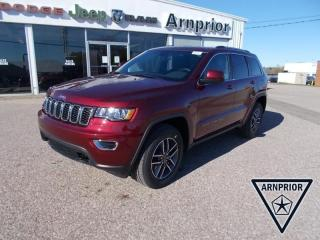 New 2021 Jeep Grand Cherokee Laredo for sale in Arnprior, ON