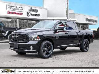 New 2021 RAM 1500 Classic NIGHT EDITION | SPORT HOOD | HITCH for sale in Simcoe, ON