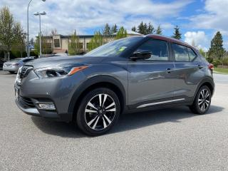 Used 2018 Nissan Kicks SR FWD for sale in Surrey, BC