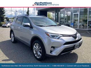 Used 2018 Toyota RAV4 LIMITED  for sale in North Vancouver, BC