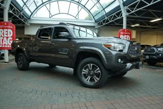 Used 2018 Toyota Tacoma TRD SPORT UPGRADE / TOYOTA CERTIFIED ! for sale in Vancouver, BC