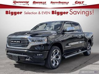New 2021 RAM 1500 Limited Longhorn for sale in Etobicoke, ON