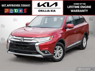 Used 2017 Mitsubishi Outlander SE | OFF LEASE | NO ACCIDENTS for sale in Orillia, ON