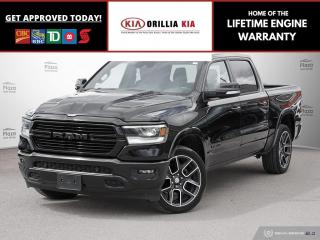 Used 2019 RAM 1500 Laramie for sale in Orillia, ON
