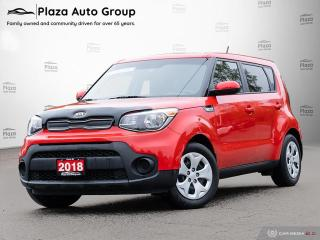 Used 2018 Kia Soul LX | ONE OWNER | CLEAN | LIFETIME ENGINE WARRANTY for sale in Richmond Hill, ON