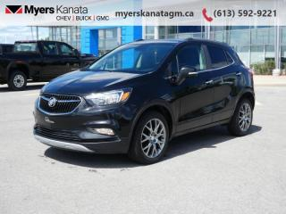 Used 2017 Buick Encore Sport Touring  -  Fog Lamps for sale in Kanata, ON