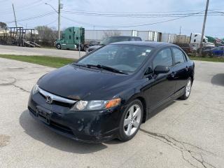 Used 2006 Honda Civic LX Sedan AT for sale in Oakville, ON