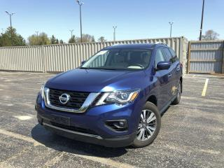 Used 2019 Nissan Pathfinder SL PLATINUM   4WD for sale in Cayuga, ON