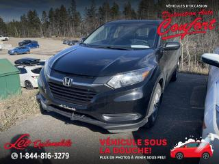 Used 2017 Honda HR-V LX 4 portes 2RM CVT for sale in Chicoutimi, QC