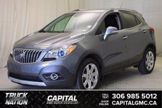 Used 2014 Buick Encore Leather AWD*SUNROOF* for sale in Regina, SK
