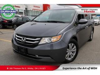 Used 2016 Honda Odyssey EX- L | Automatic for sale in Whitby, ON