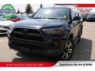 Used 2019 Toyota 4Runner 4WD for sale in Whitby, ON