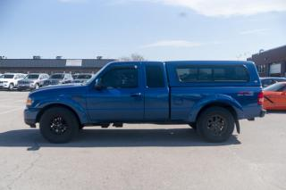 Used 2010 Ford Ranger Sport FX4 OFFROAD PACKAGE/MATCHING CAP for sale in Concord, ON