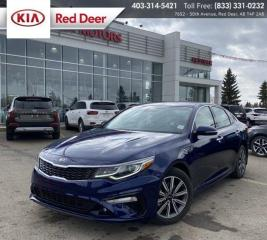 Used 2020 Kia Optima EX for sale in Red Deer, AB