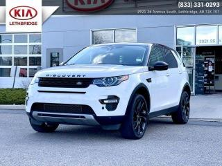 Used 2015 Land Rover Discovery Sport HSE Luxury for sale in Lethbridge, AB
