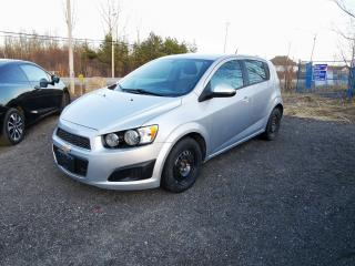 Used 2014 Chevrolet Sonic LS for sale in Ottawa, ON