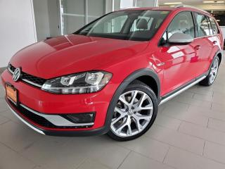 Used 2018 Volkswagen Golf Alltrack 1.8T DSG 6sp at w/Tip 4MOTION for sale in Orleans, ON