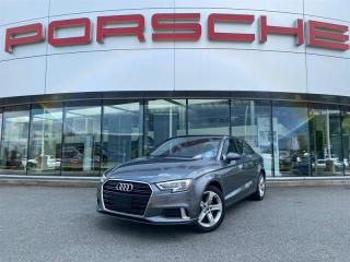 Used 2017 Audi A3 2.0T Komfort 7sp S tronic for sale in Langley City, BC