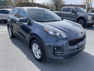 Used 2018 Kia Sportage LX for sale in Cornwall, ON