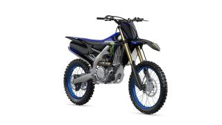 New 2021 Yamaha YZ450F MONSTER ENERGY EDITION for sale in Tilbury, ON