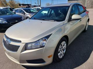 Used 2014 Chevrolet Cruze 1LT for sale in Oshawa, ON