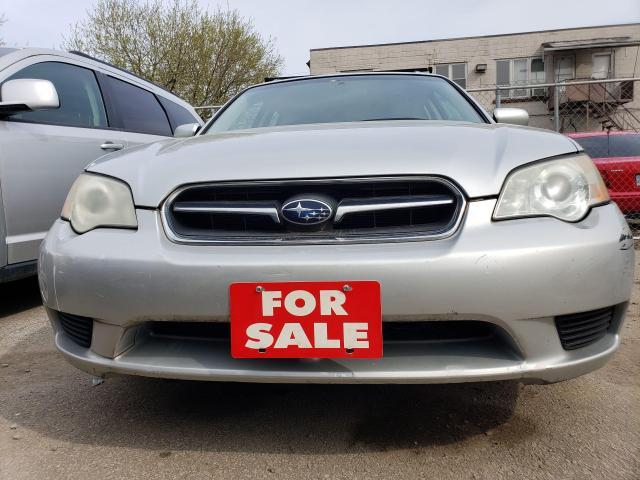 2006 Subaru Legacy 2.5I