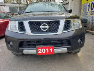 Used 2011 Nissan Pathfinder for sale in Scarborough, ON
