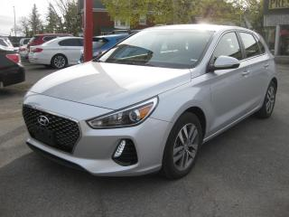 Used 2018 Hyundai Elantra GT SE Hatch 4cyl Rev Cam htd seat Bluetooth Cruise for sale in Ottawa, ON