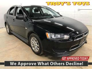 Used 2014 Mitsubishi Lancer SE for sale in Guelph, ON