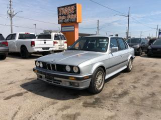 Used 1989 BMW 3 Series 325IX**AWD**E30***RUST FREE**RUN&DRIVE GREAT for sale in London, ON
