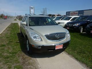 Used 2008 Buick Enclave CX for sale in Kitchener, ON