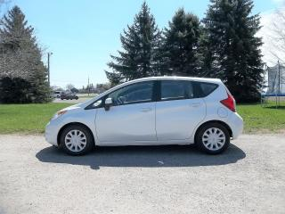 Used 2014 Nissan Versa Note SV for sale in Thornton, ON