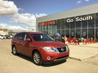 Used 2015 Nissan Pathfinder SV, AWD, 7 PASSENGER for sale in Edmonton, AB