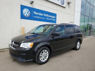 Used 2014 Dodge Grand Caravan SXT - ALLOYS / DVD PLAYER / STOW N GO for sale in Edmonton, AB
