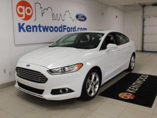 Used 2016 Ford Fusion SE | FWD | Appearance Pkg | Spoiler | Moonroof for sale in Edmonton, AB
