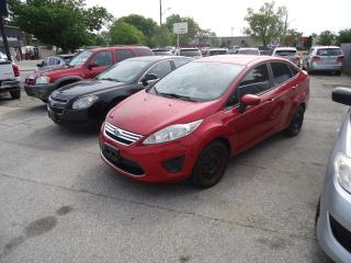 Used 2011 Ford Fiesta 4D for sale in Sarnia, ON