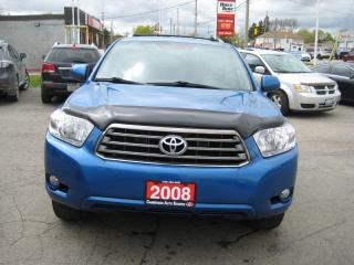 Used 2008 Toyota Highlander Sport for sale in Cambridge, ON