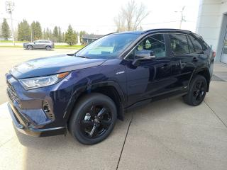 New 2021 Toyota RAV4 Hybrid XLE for sale in North Temiskaming Shores, ON