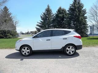 Used 2013 Hyundai Tucson GL AWD for sale in Thornton, ON