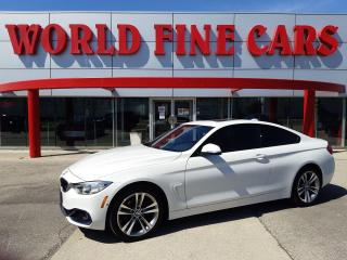 Used 2016 BMW 428i i xDrive | Accident Free | Ontario Car | AWD for sale in Etobicoke, ON
