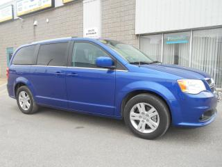 Used 2019 Dodge Grand Caravan Crew Plus for sale in London, ON
