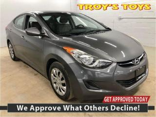Used 2011 Hyundai Elantra GL for sale in Guelph, ON
