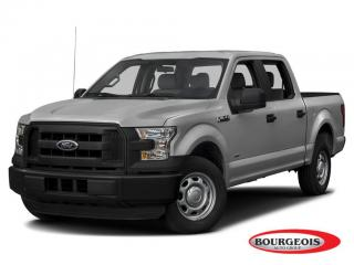 Used 2016 Ford F-150 XLT HEATED SEATS, REVERSE CAMERA, MOON ROOF for sale in Midland, ON