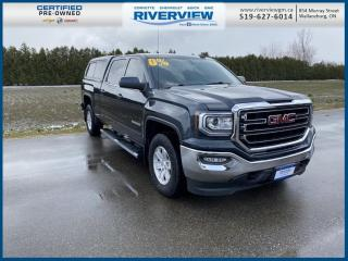 Used 2017 GMC Sierra 1500 SLE Keyless Entry | Rear Park Assist | OnStar Navigation for sale in Wallaceburg, ON