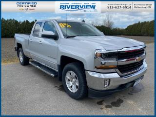 Used 2016 Chevrolet Silverado 1500 Remote Start | Rear View Camera | Rear Park Assist for sale in Wallaceburg, ON