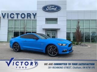 Used 2017 Ford Mustang GT Premium | CALIFORNIA SPECIAL | 6 SPEED MANUAL for sale in Chatham, ON