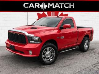 Used 2013 RAM 1500 SPORT / 4X4/ NO ACCIDENTS / 62,539 km for sale in Cambridge, ON