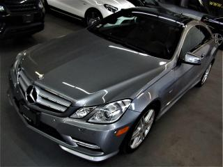 Used 2012 Mercedes-Benz E-Class E 350 for sale in North York, ON