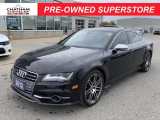 Used 2013 Audi S7 4.0T for sale in Chatham, ON